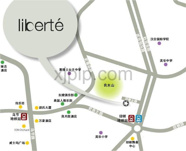 Lloyd 65 CN Map