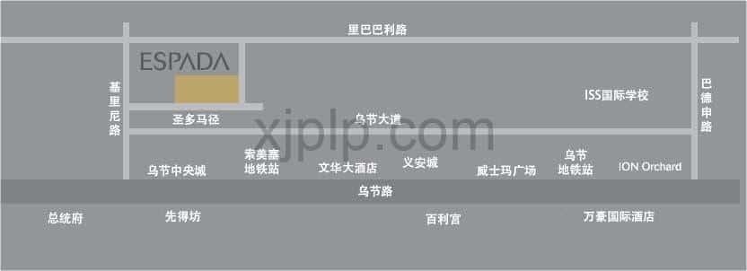Espada CN Map