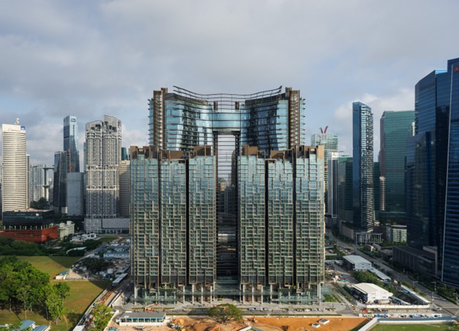 Marina One Residences 滨海盛景豪苑