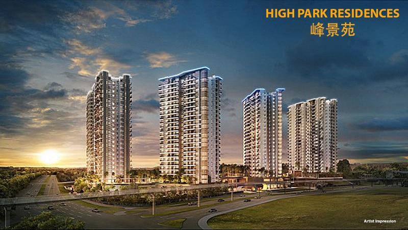 High Park Residences 峰景宛