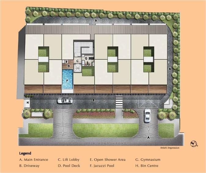 183 Longhaus 规划设计图与设施