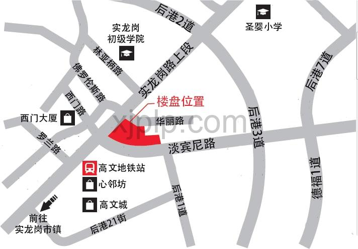 Stars of Kovan CN Map