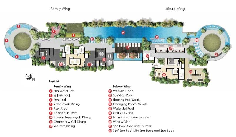 Lincoln Suites Site Plan 2