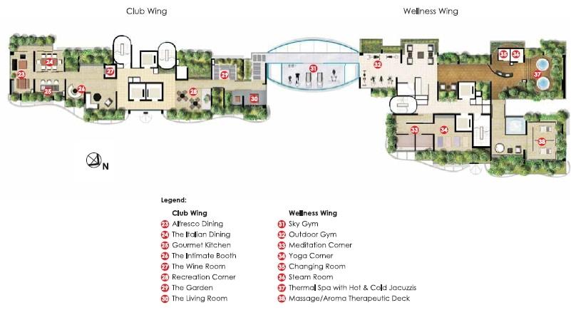 Lincoln Suites Site Plan 3