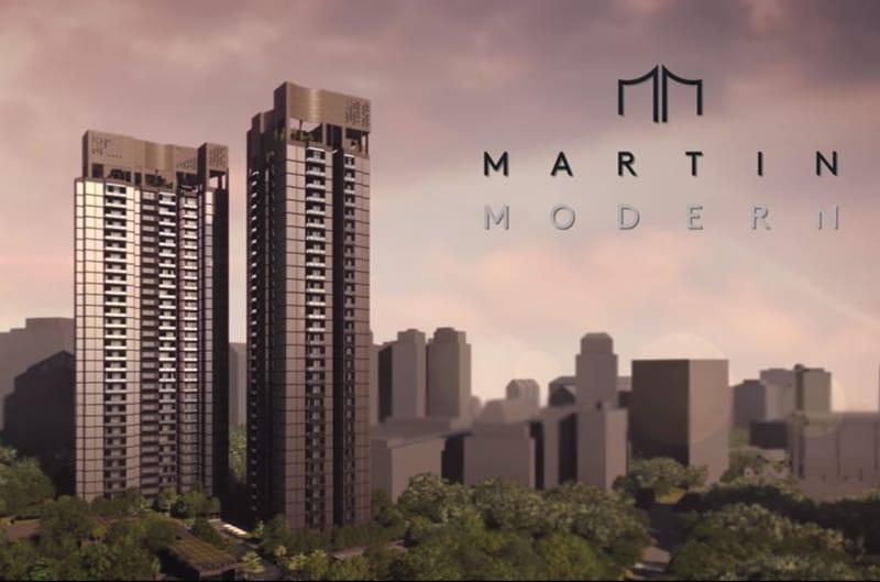 Martin Modern 玛庭豪苑