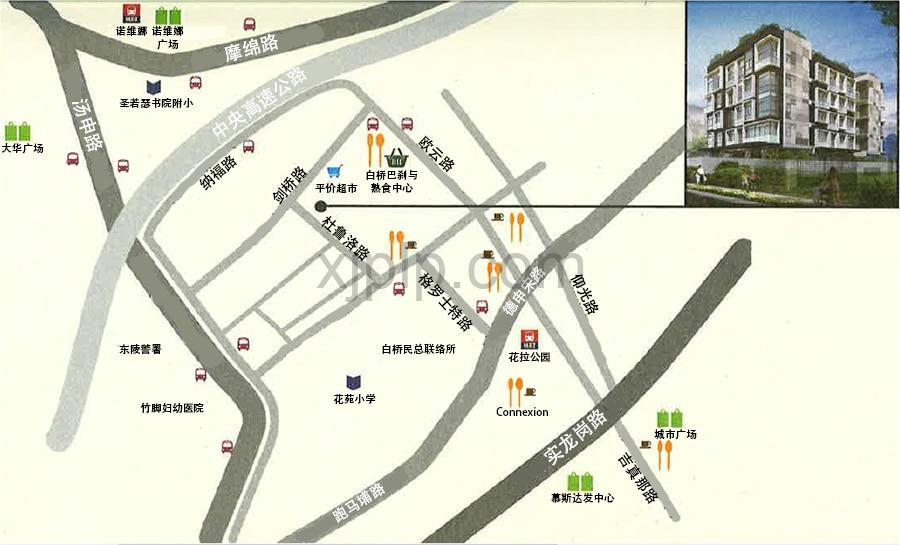 70@Truro CN Map