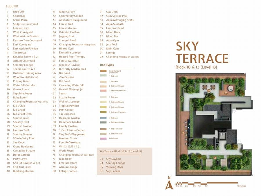 Jadescape Site Plan 2
