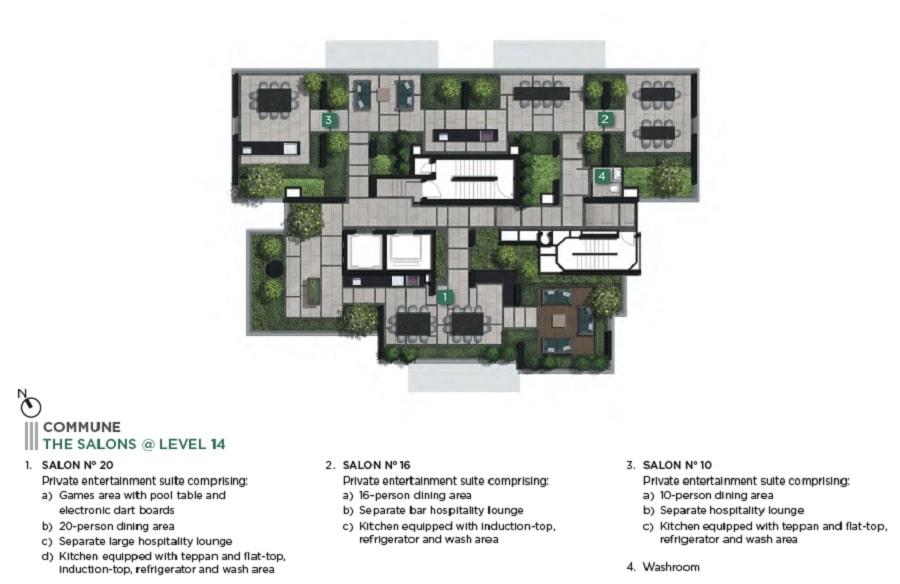 III Cuscaden Site Plan 2