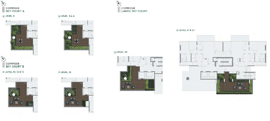 III Cuscaden Site Plan 4