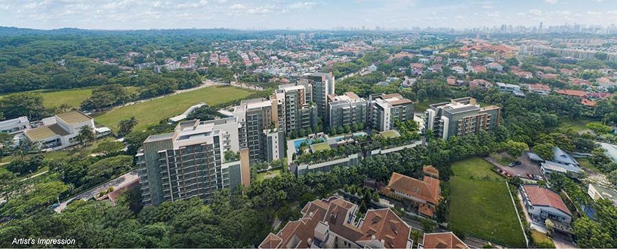 Fourth Avenue Residences 富雅轩