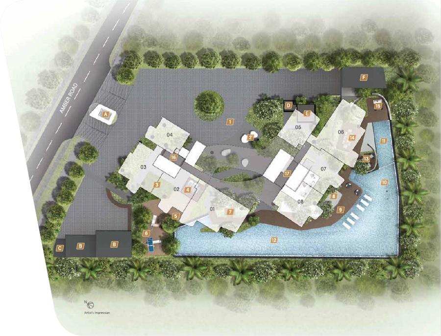 Coastline Site Plan 1