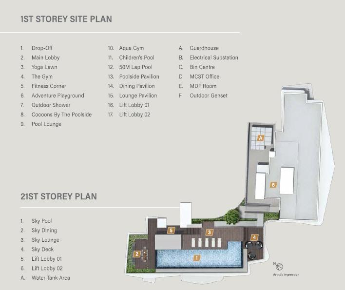 Coastline Site Plan 2