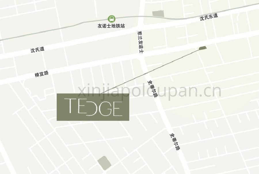 Tedge Condo Location CN1