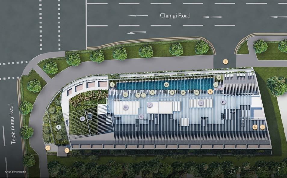Tedge Condo Site Plan 1