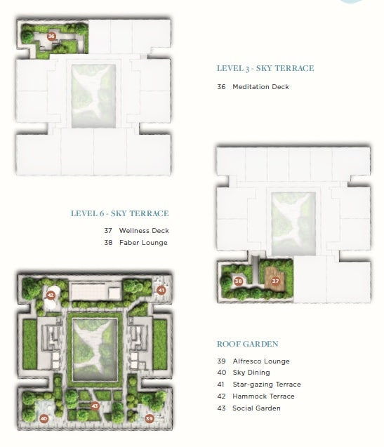 The Reef @ King's Dock Site Plan 2